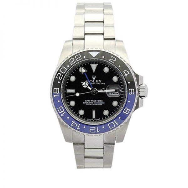 Rolex Watch Replica Gmt Master Ii 116710 Blnr