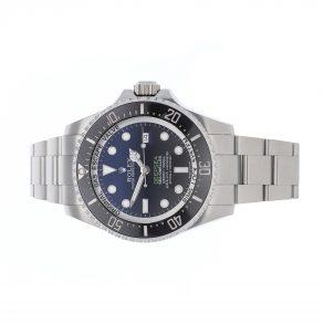 Gefälschte Rolexes Rolex Deepsea Meeresbewohner Deep Blue 116660