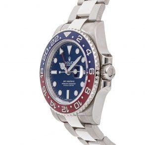 Replik Diamant Rolex Rolex Gmt Meister Ii Pepsi 116719blro