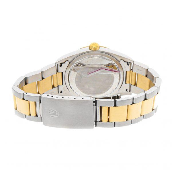 Silber Männer Replik Rolex Datejust 16203 Edelstahl Casual
