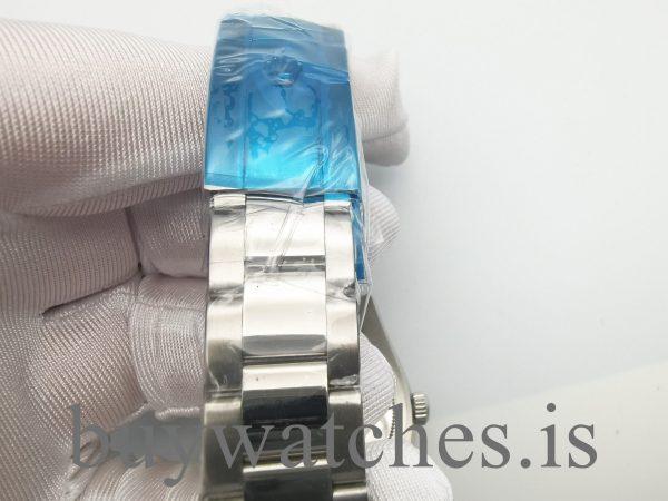 Rolex Datejust 126300 Herren 41 Silver Dial Oystersteel Watch