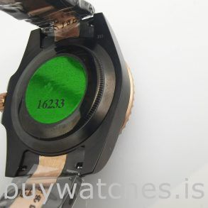 Rolex Submariner 116613LN Herren 40mm Schwarz Automatikuhr