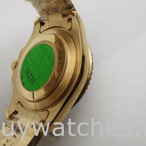 Rolex Yacht-Master 16628 Herren 40mm 18 Karat Gelbgold Automatikuhr