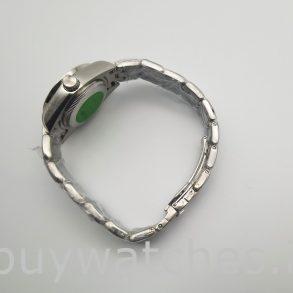 Rolex Datejust 81339 Weißes Zifferblatt 34mm Damen 31 Juwelen Automatikuhr