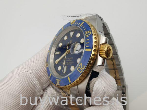 Rolex Submariner 116613LB Runde 40 Edelstahl 40mm Automatikuhr