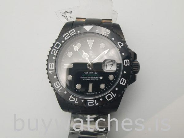 Rolex GMT Master II 116710 Schwarze 40mm Mens Steel Automatikuhr