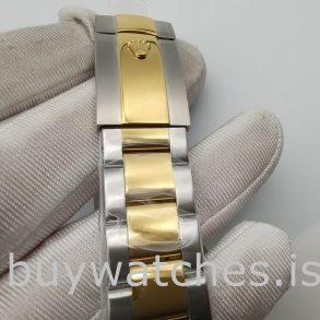 Rolex Datejust 116233 Herren Blue Dial 36mm Automatik 3135 Uhr