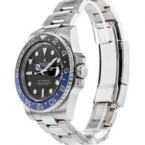 Rolex GMT-Master II 116710 Herren schwarz Zifferblatt 40mm Automatikuhr