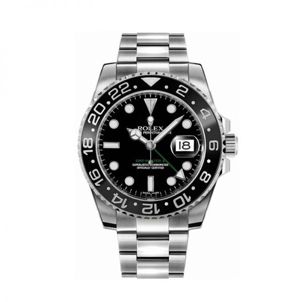 Rolex GMT-Master II 116710LN Herren Schwarz 40mm Automatikuhr