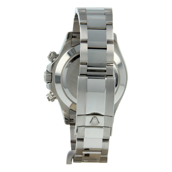 Rolex Daytona 116509 Schwarzes Zifferblatt 40mm Sapphire Swiss Automatic Watch